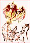 Okami - Breath of fire