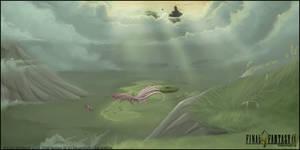 Mist approaching - FF IX