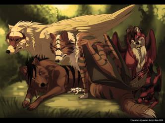 Cave Canem by Grypwolf