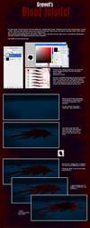 Grypwolf's Blood tutorial by Grypwolf