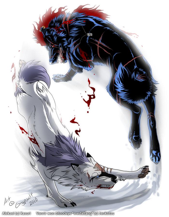 F u r o r e - commish by Grypwolf