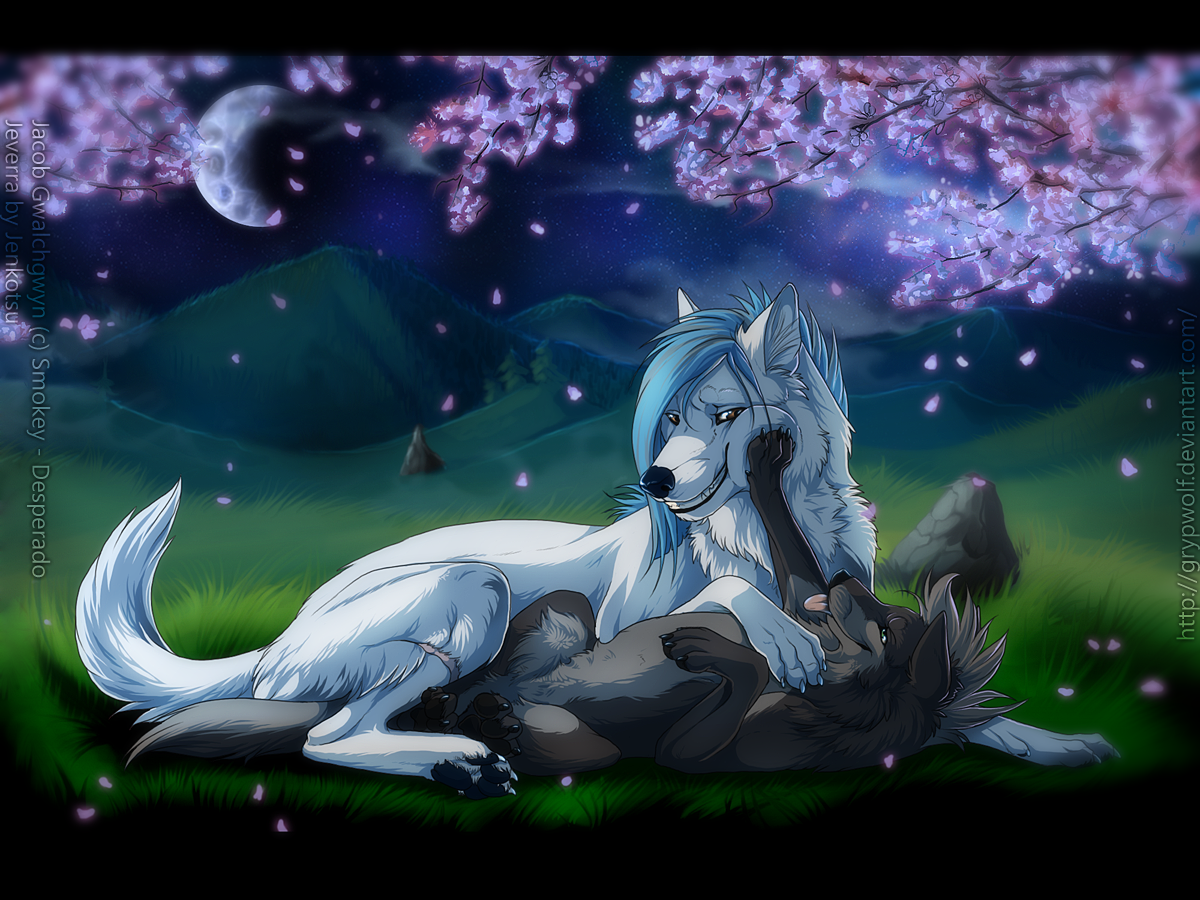 Live Through  Memory - Commish by Grypwolf