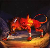 FFVII - The Proud Beast