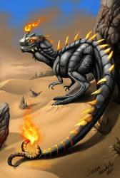 Tyrant - final by Grypwolf