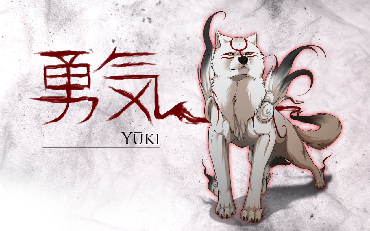 Okami - Valour by Grypwolf