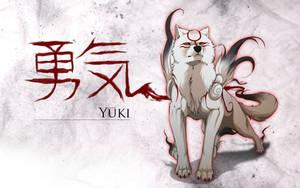 Okami - Valour by Grypwolf
