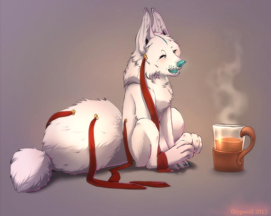 Gryy coffee by Grypwolf