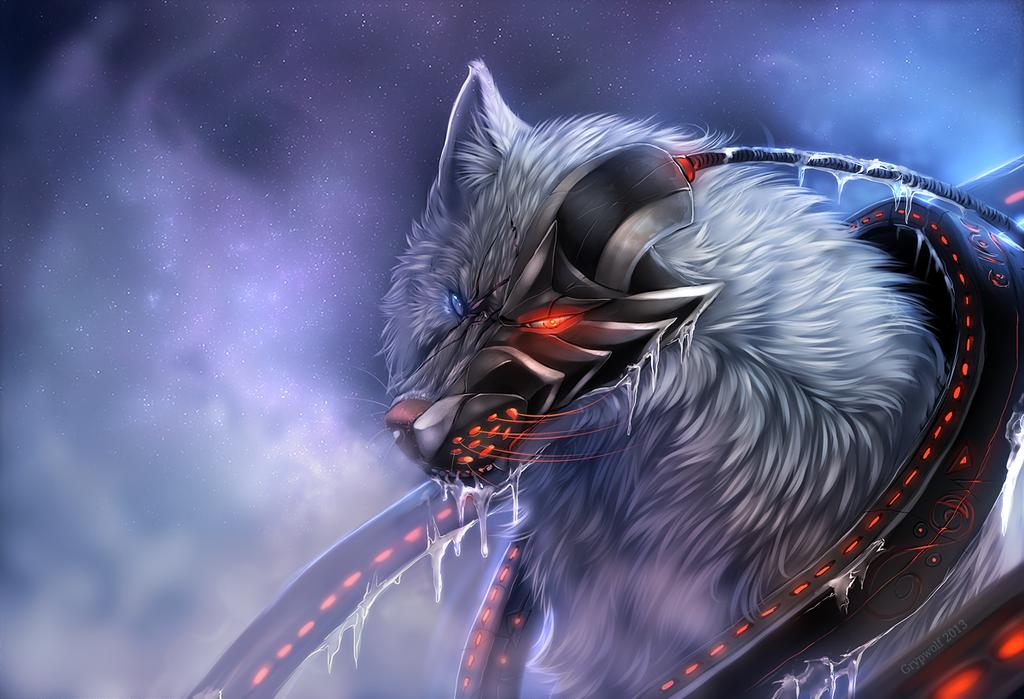 FrostBite by Grypwolf