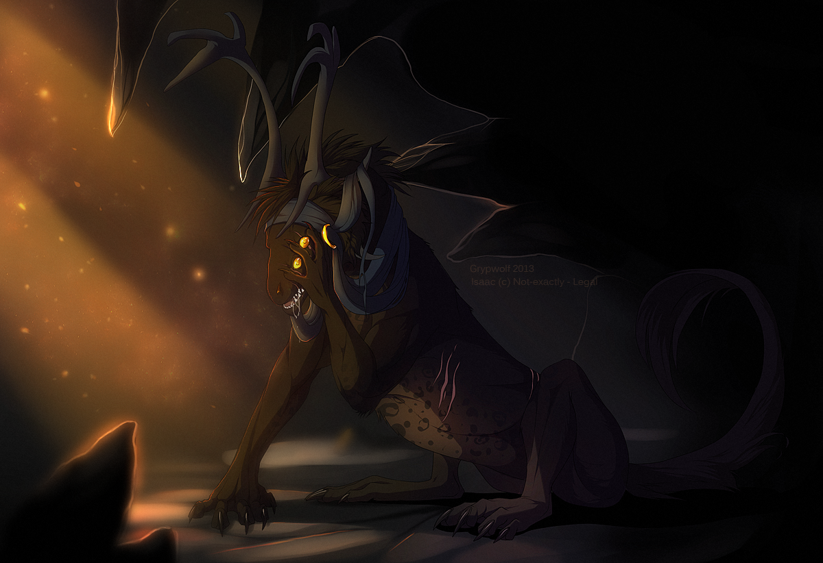 illuminate this mind by Grypwolf