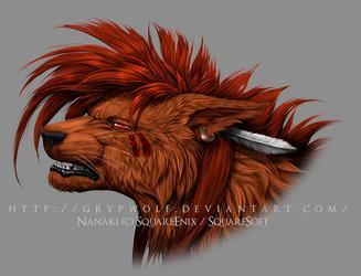 Nanaki by Grypwolf