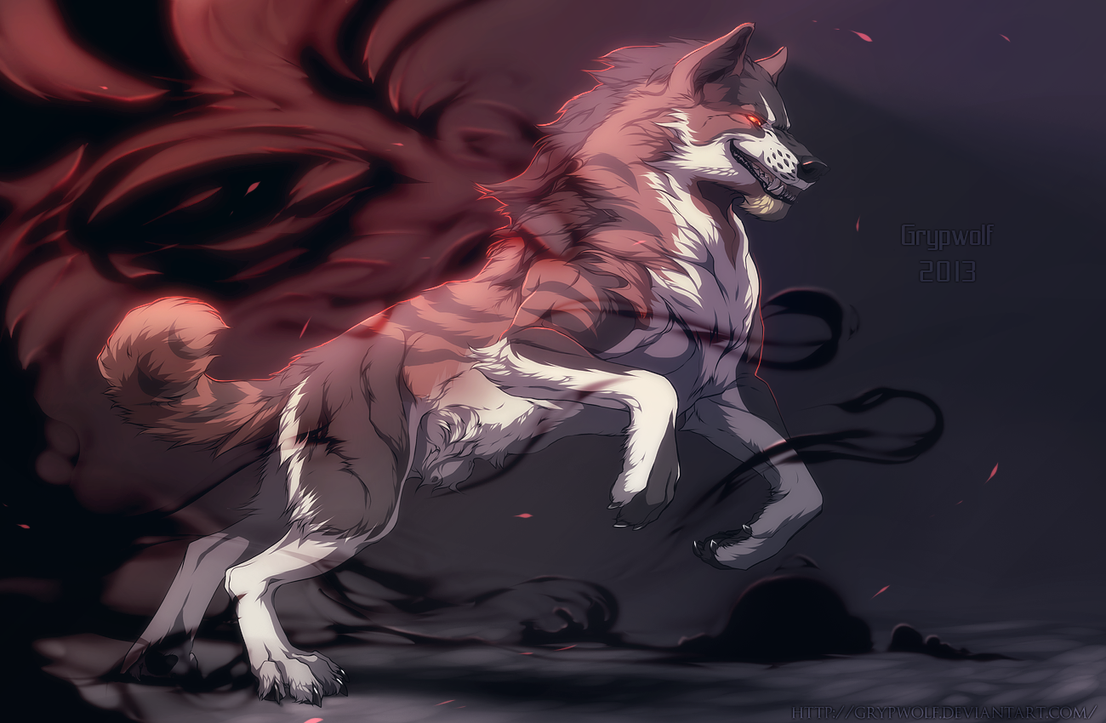 Defy me by Grypwolf