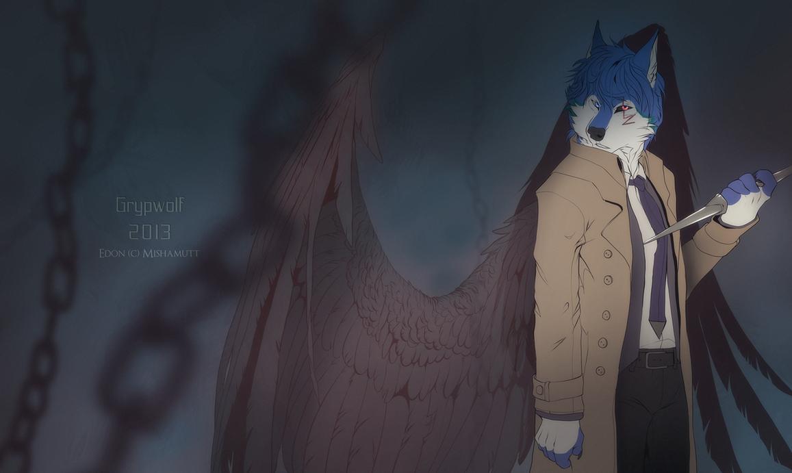 EDON by Grypwolf