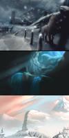 Concept work of doom by Grypwolf