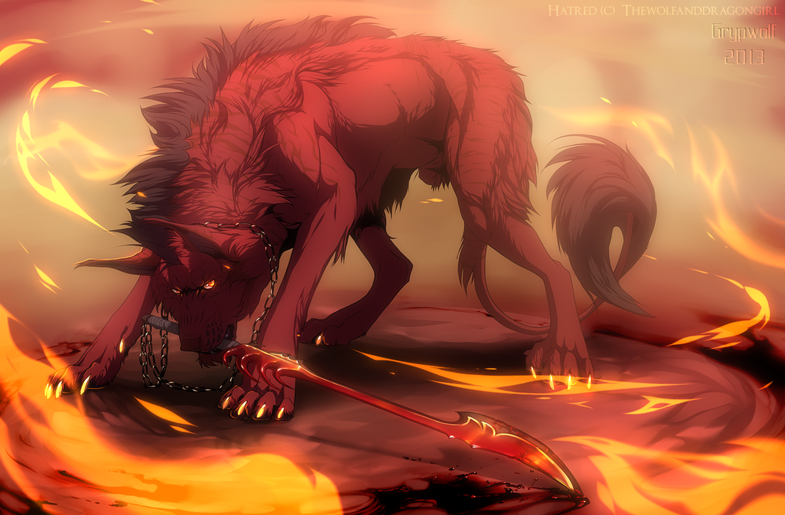 One last chance for remorse by Grypwolf