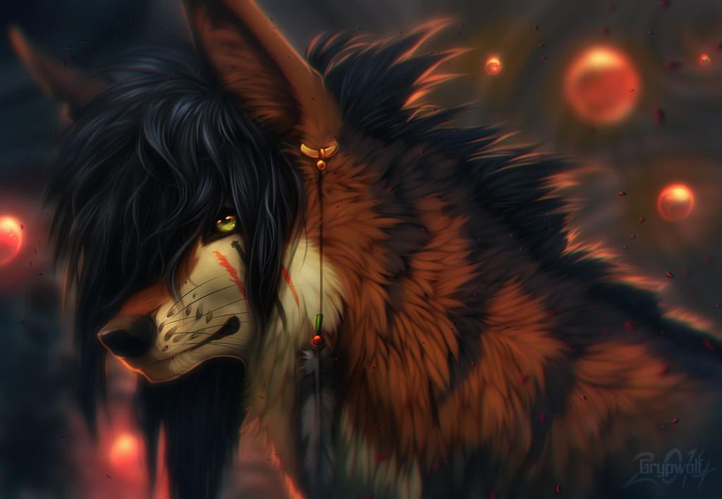 Kite by Grypwolf