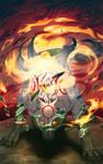 Okami - Amaterasu's Revival by Grypwolf