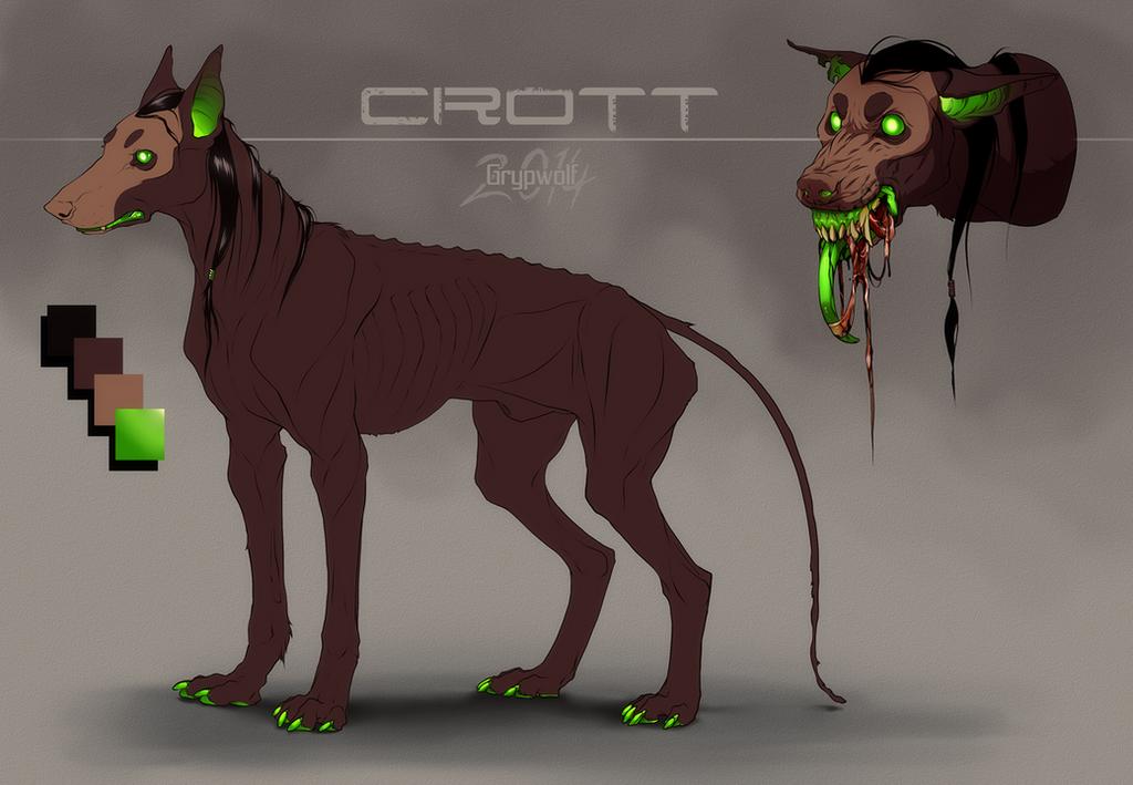 Crott by Grypwolf