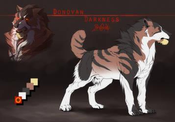 Donovan | Darkness by Grypwolf