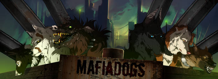 Mafiadogs - It's not fun unless it hurts