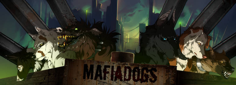 Mafiadogs - It's not fun unless it hurts
