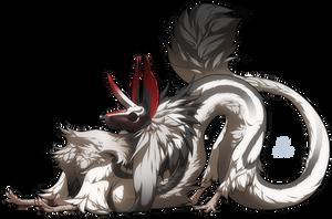Kabuki by Grypwolf