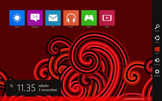 The immersive desktop