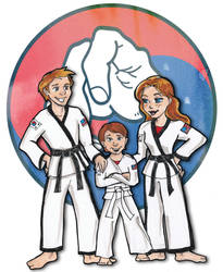 Black Belts Behind You by appleworms