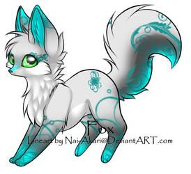 Fox Adoptable ~ 17 [CLOSED]