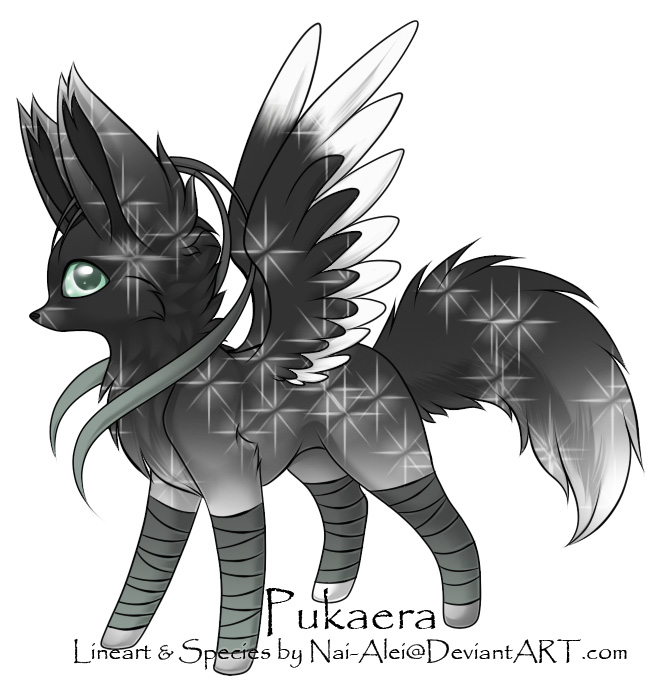 Pukaera Adoptable ~ 39 by BiahAdopts