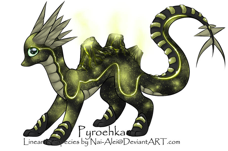 Pyroehka Adoptable ~ 11 [CLOSED] by BiahAdopts
