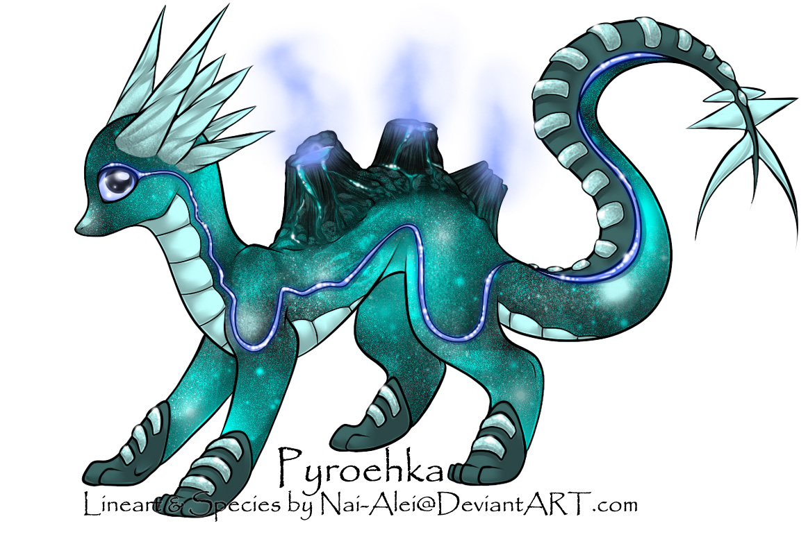 Pyroehka Adoptable ~ 12 by BiahAdopts