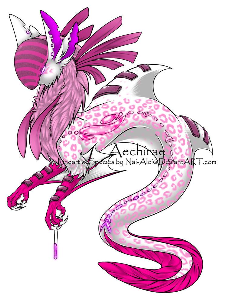 Aechirae Adoptable ~ 3 by BiahAdopts