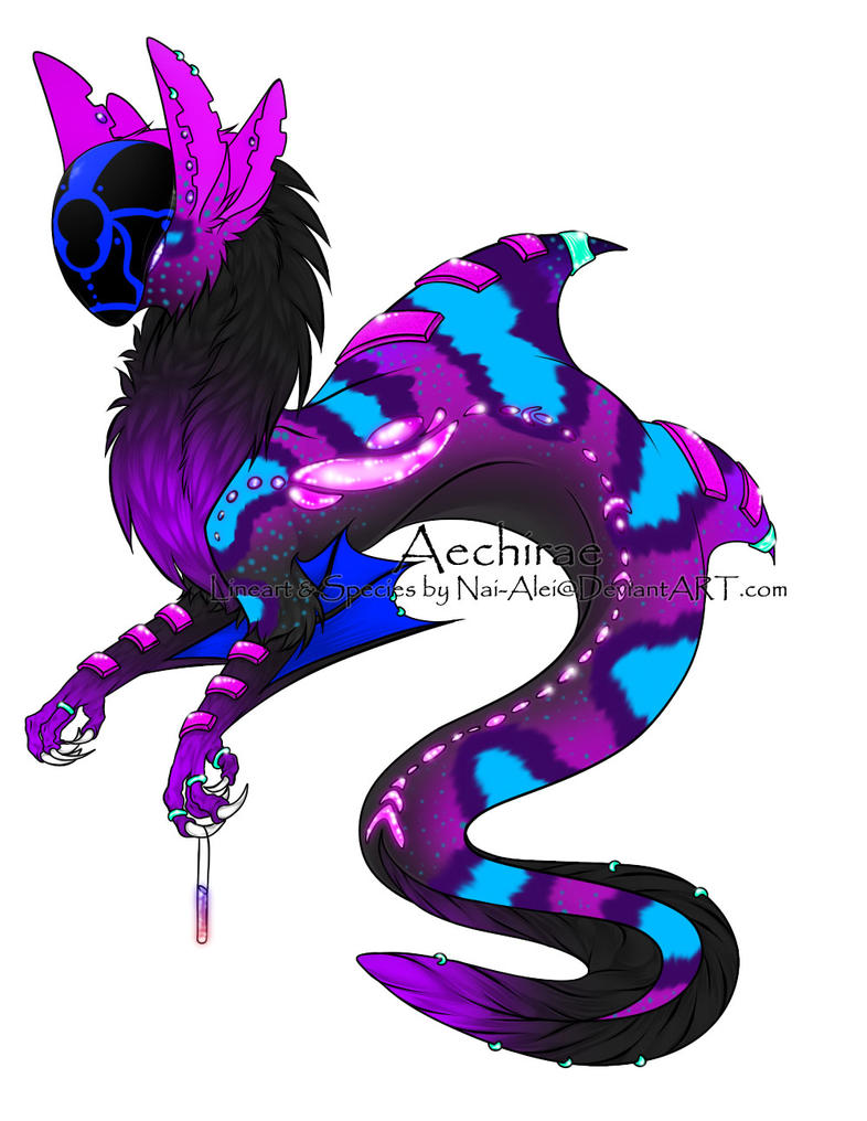 Aechirae Adoptable ~ 4 by BiahAdopts
