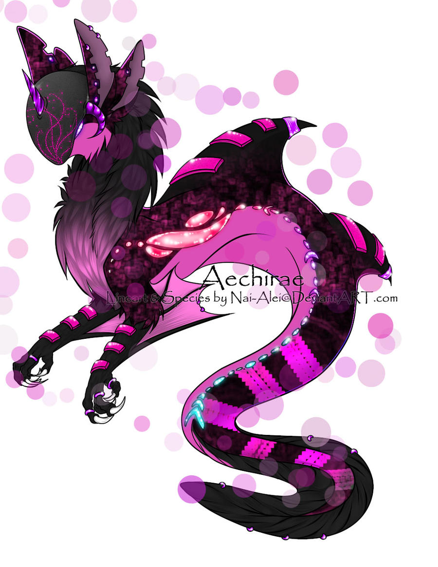 Aechirae Adoptable ~ 7 [AUCTION] by BiahAdopts
