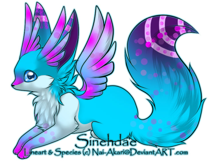 Sinehdae Adoptable ~ 25 closed by BiahAdopts
