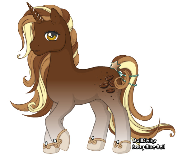 Pony Adoptable ~ 3 by BiahAdopts
