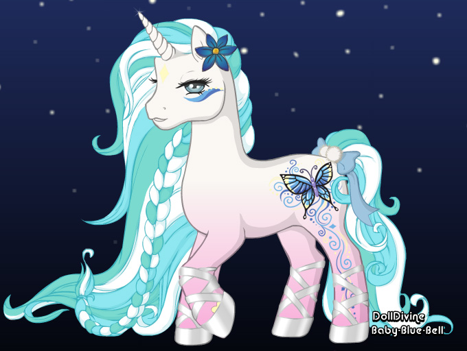 Pony Adoptable ~ 9 CLOSED by BiahAdopts