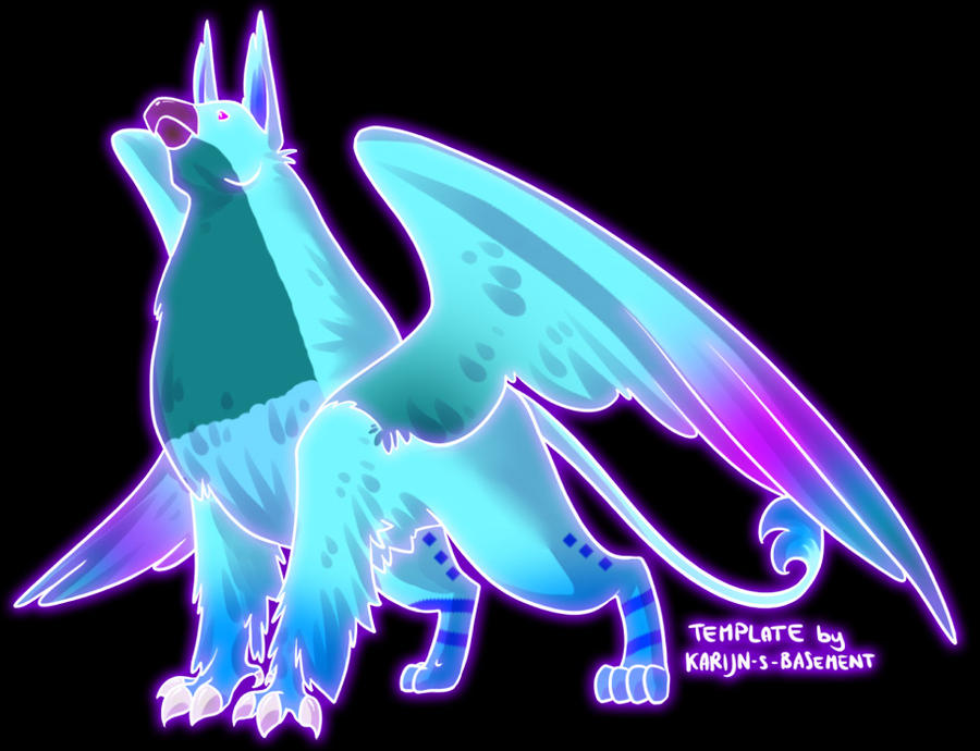 Griffin Adoptable ~ 4 by BiahAdopts