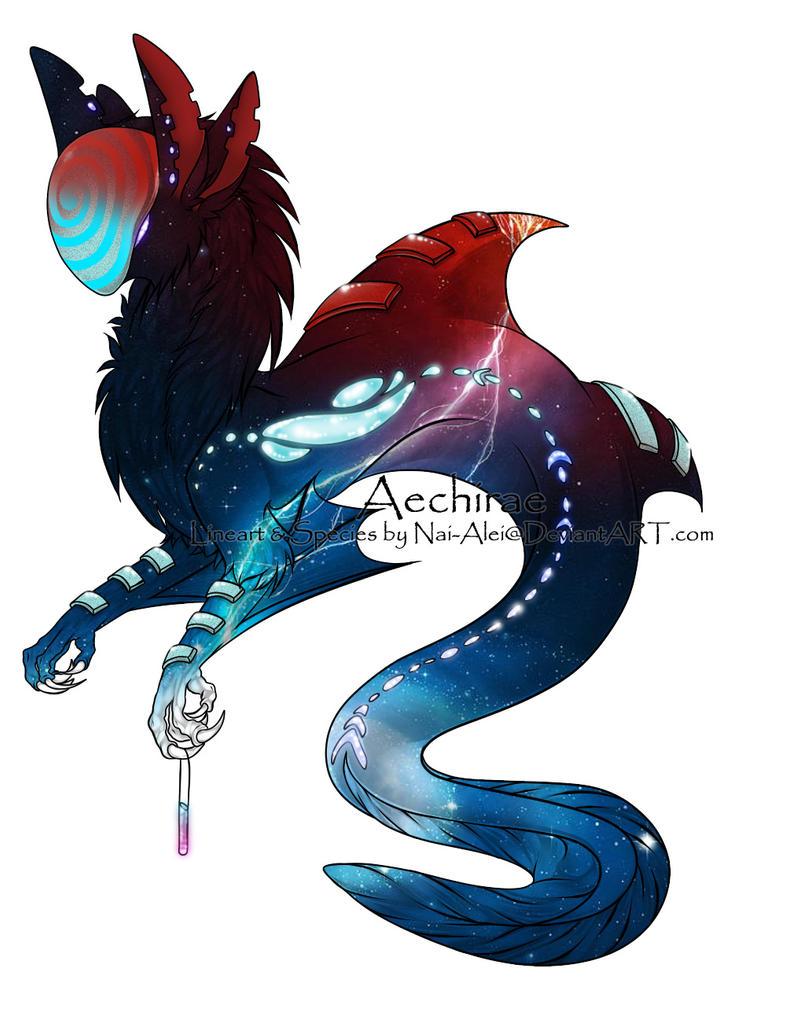 Aechirae Adoptable ~ 16 CLOSED by BiahAdopts