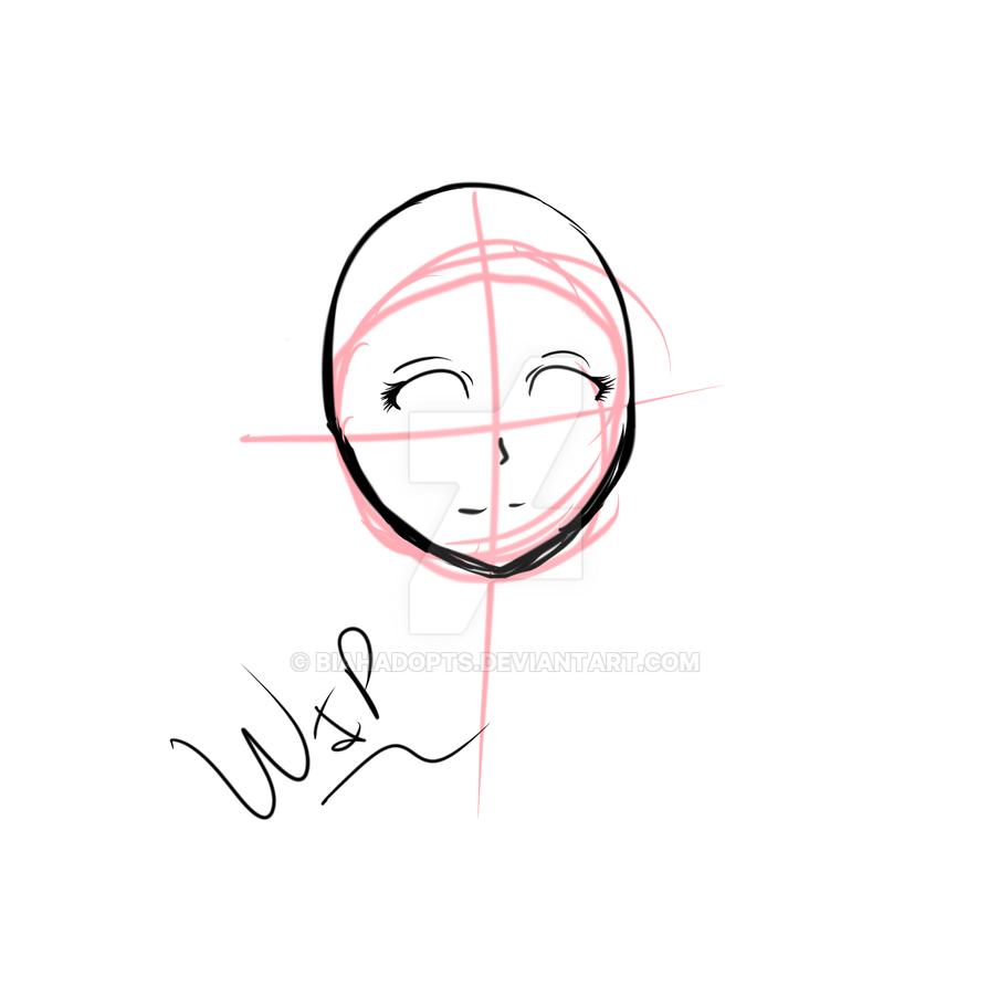 W.I.P o3o by BiahAdopts