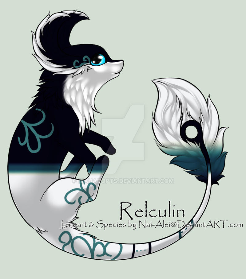 Young Relculin Adoptable ~ 5 by BiahAdopts