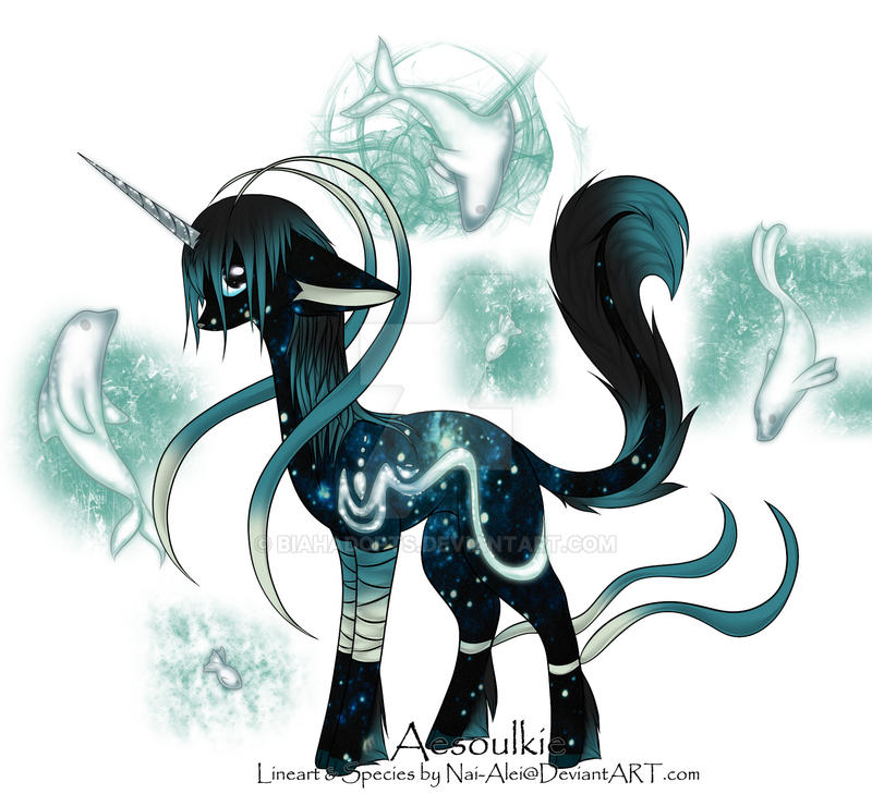 Aesoulkie Adoptable ~ CLOSED by BiahAdopts
