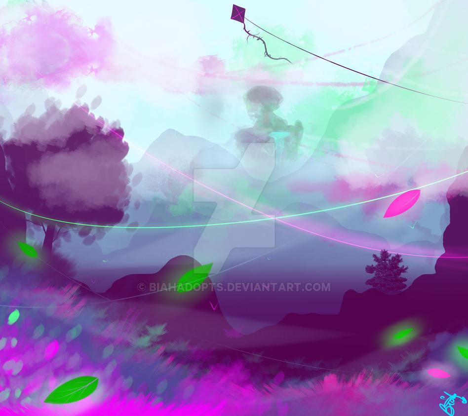 skylines by BiahAdopts