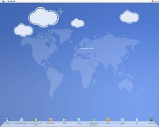 my desktop by 491prince