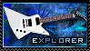 Gibson Explorer by SquallxZell-Leonhart