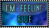 I'm Feeling Blue by SquallxZell-Leonhart