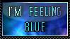 I'm Feeling Blue by SquallxZell-Leonhart