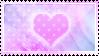 Pink Heart by SquallxZell-Leonhart