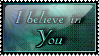 I believe in you by SquallxZell-Leonhart