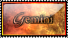 Gemini Starsign by SquallxZell-Leonhart
